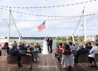 Paddlefish! Great intimate wedding location in Disney Springs!