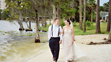 Perfect wedding day! KC and Carter at Paradise Cove!