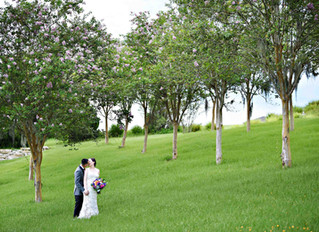 Erin and Luciano's colorful wedding at Bella Collina