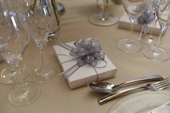A gift for the guests