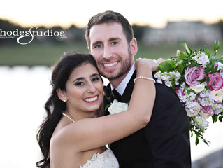 Alyssa and Jacob's wedding at Reunion Resort Orlando!