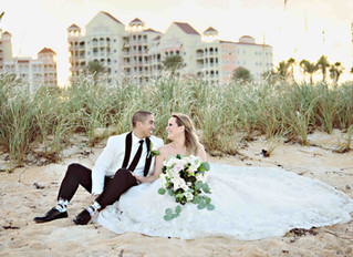 Amazing wedding day for Shannon and Gary at Hammock Beach Resort
