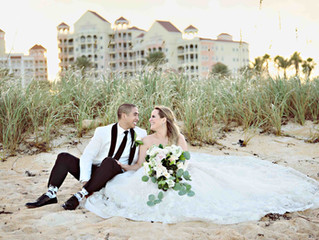 Amazing wedding day for Shannon and Gary at Hammock Beach Resort