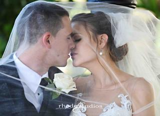 Romance and love wedding at Omni Champions Gate