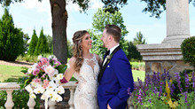 Devyn and Igor's elegant wedding at Bella Collina!