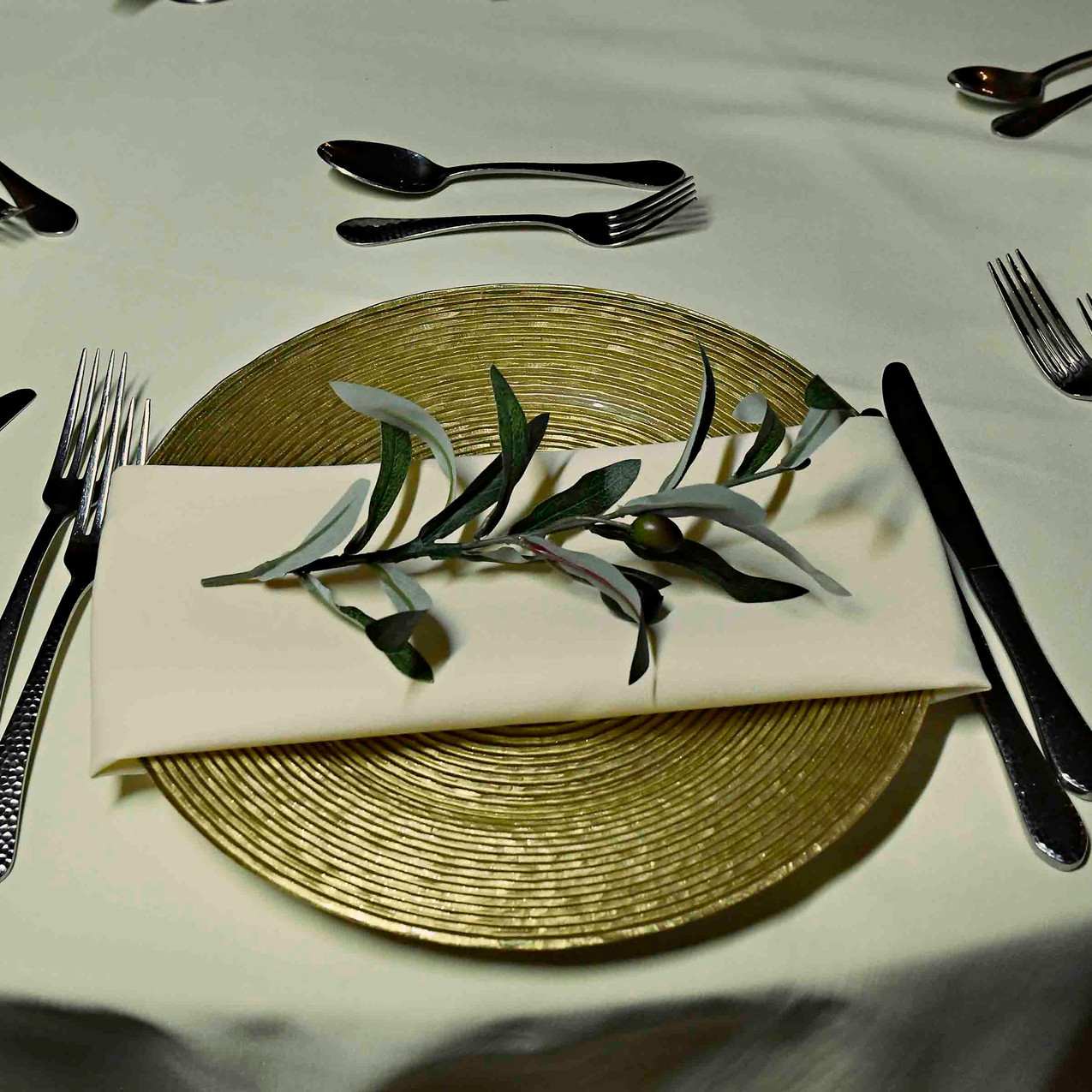 Love this place setting