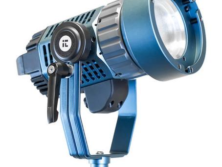 Light Cannon X-100 |V Mount + Bi-Color + Fresnel  LED