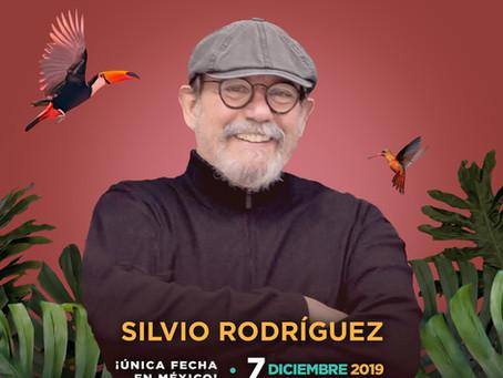 Silvio Rodríguez, Pablo Milanés, Caetano Veloso y Kevin Johansen en el FITY 2019
