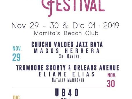 Chucho Valdés, Magos Herrera, UB40 y más en el Riviera Maya Jazz Festival