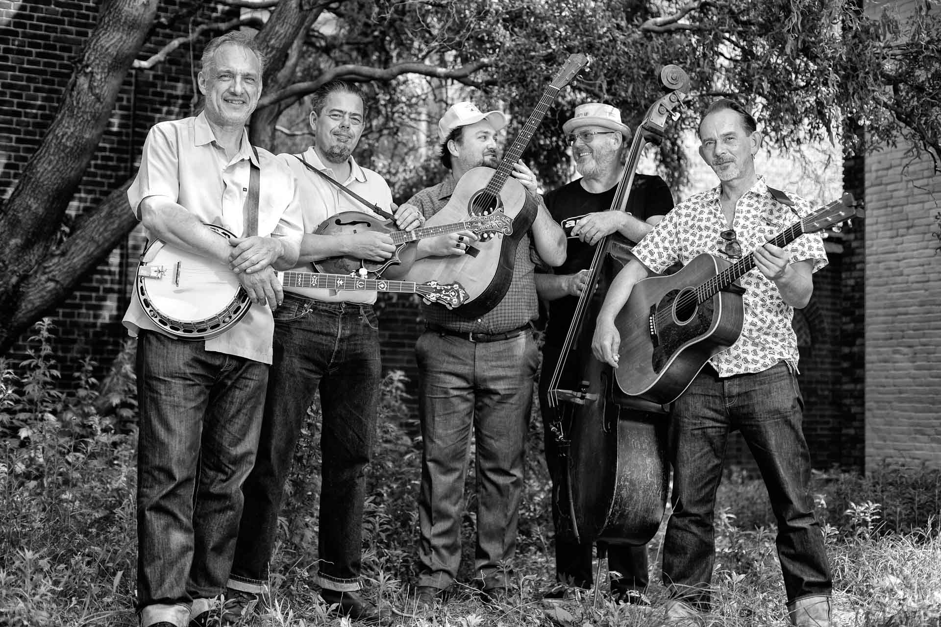Tim Knol & Blue Grass Boogiemen