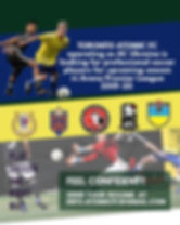 Copy of Soccer Tryouts Flyer Template -
