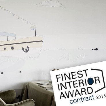 FINEST INTERIOR AWARD 2015