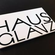CORPORATE DESIGN HAUS GLANZ || BERLIN