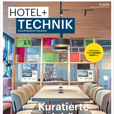 HOTEL + TECHNIK 06/20
