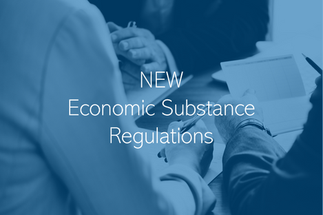 Economic Substance Regulations (RUS)