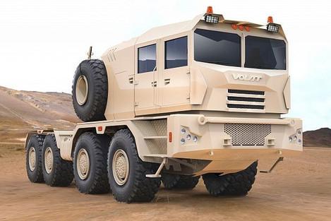 Беларусь поставит военные тягачи армии ОАЭ