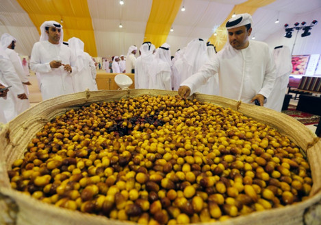 Фестиваль в честь любимого продукта Пророка Мухаммада (ФОТО)