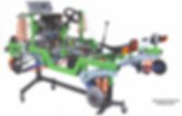 Automotive Complete Cutaway Pert Industrials