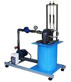 PERT Industrials Turbine Airflow Mini Axial Flow Impulse Turbine Test Set