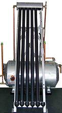 PERT Industrials Alternative Energy Solar Geyser
