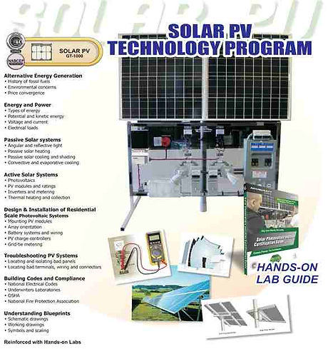 PERT Industrials Alternative Energy Solar PV Technology Program