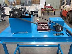 PERT Industrials Trade Test Fitter Turner Single Belt Drive