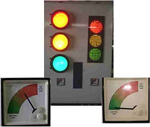 KVD Technologies Electricity Exhibits Energy Saving Traffic Lights