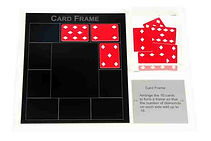 KVD Technologies Maths Puzzles Card Frame