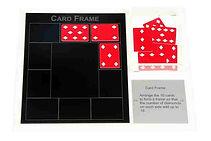 KVD Technologies Maths Puzzles Card Frame