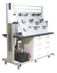 Hydraulics & Pneumatics Training Equipment Pert Industrials South Africa