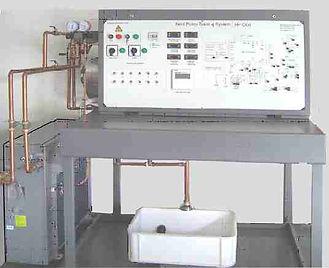 PERT Industrials Alternative Energy Heat Pump Trainer