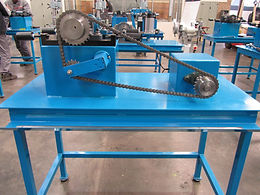 PERT Industrials Trade Test Fitter Turner Chain Drive