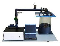 PERT Industrials Turbine Airflow Mini Axial Flow Propeler Turbine Demonstration Unit