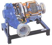 Clutches Gearboxes Cutaway Pert Industrials Automotive