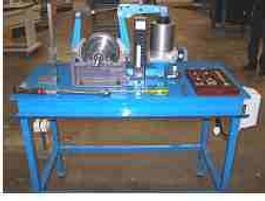 PERT Industrials Trade Test Fitter Turner Electromagnetic Thrust Brake