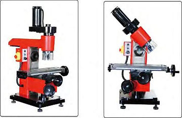 PERT Industrials CNC Mechanical Workshop Universal Milling Machine