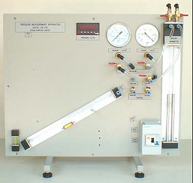 PERT Industrials instrumentation Process Control Pressure Measurement Apparatus