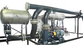 PERT Industrials Turbine Airflow Low Head Hydraulic Turbine