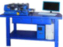 PERT Industrials CNC Mechanical Workshop Training Lathe on Stand