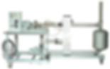 PERT Industrials Turbine Airflow Compact Axial Flow Pump Turbine Test Set
