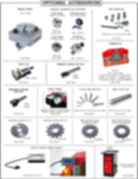 PERT Industrials CNC Mechanical Workshop Universal Milling Machine Accessories