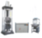 PERT Industrials Strength of Materials Large Universal Testing Machine