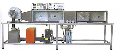 PERT Industrials Thermodynamics Laboratory Air Conditioning Trainer