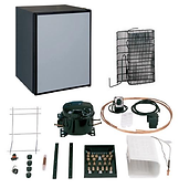 PERT Industrials Air Conditioning Refrigeration Assembly System