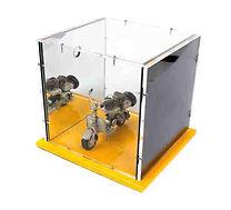 KVD Technologies Optics Exhibits Infinity Mirror