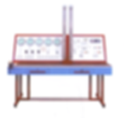 PERT Industrials instrumentation Process Control Electrical Electronic Pneumatic Calibration Bench