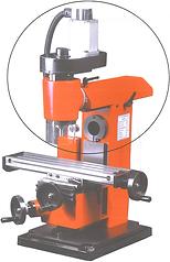 PERT Industrials Trade Test Fitter Turner Universal Milling Machine