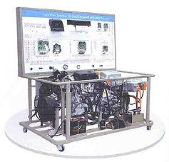 Hybrid engine Pert Industrials Automotive