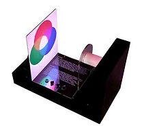 KVD Technologies Physics Exhibits Colour Generator