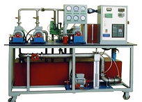 Hydraulics Bench & Pumps Technical Training Equipment Pert Industrials South Africa